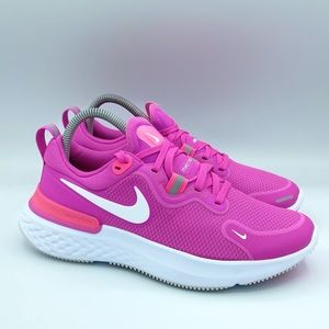 Nike React Miler Fire Pink 2020 Women's shoe